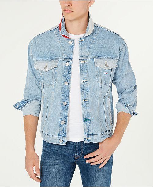 Tommy Hilfiger Men's Denim Jacket