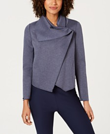 Anne Klein Asymmetrical Jacket