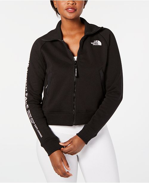 The North Face Logo-Print Jacket
