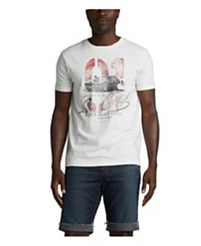 Silver Jeans Co. Dennis Short-Sleeve Graphic Tee