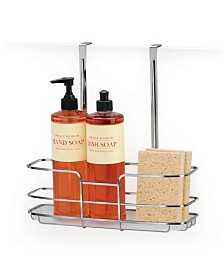 Lynk Tall Over Cabinet Door Organizer with Molded Tray