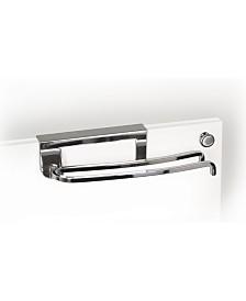 Lynk Over Cabinet Door Pivoting Towel Bar