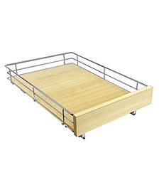 Professional Select Slide Out Wood Cabinet Organizer