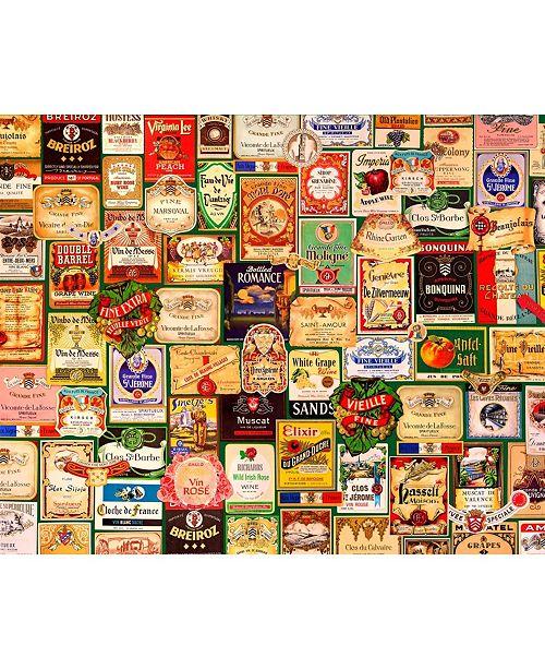 Springbok Puzzles off The Vine 1000 Piece Jigsaw Puzzle