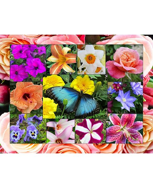 Springbok Puzzles In Bloom 500 Piece Jigsaw Puzzle