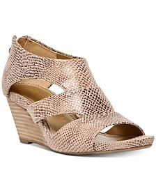 Anne Klein Salby Wedge Sandals