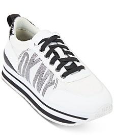 DKNY Panya Sneakers, Created For Macy's