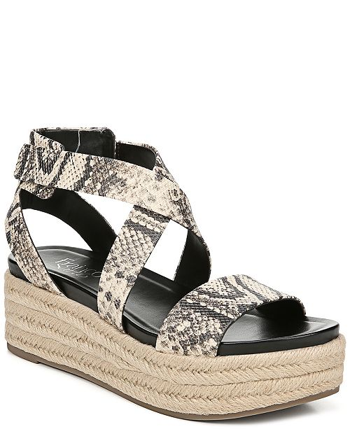 4cc5094c966 Franco Sarto Tabatha Wedges & Reviews - Wedges - Shoes - Macy's