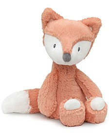 Baby Boys or Girls Baby Toothpick Fox Plush Toy