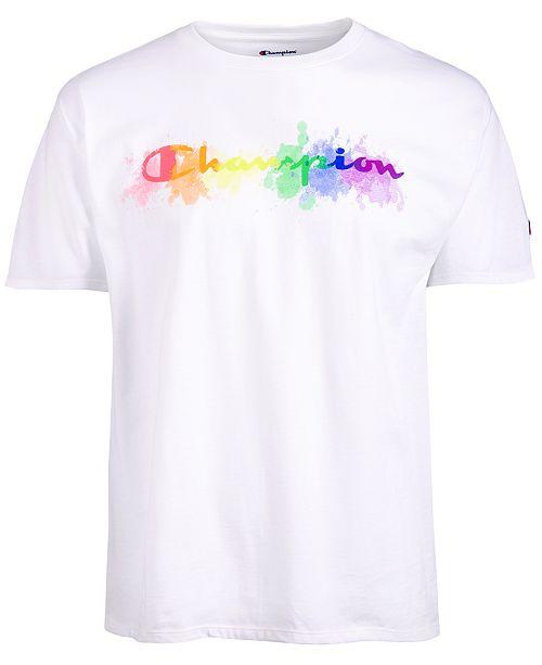 Champion Men's Logo T-Shirt