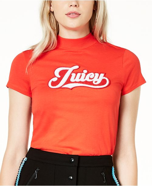 Juicy Couture Varsity Graphic T-Shirt