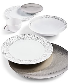 "Rosenthal ""TAC 02"" Platinum Dinnerware Collection"