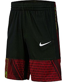 Big Boys Dri-FIT Printed Mesh Shorts