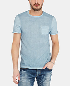 Buffalo David Bitton Men's Kiwash Pocket T-Shirt