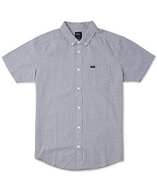 RVCA Men's That'll Do Dobby Shirt