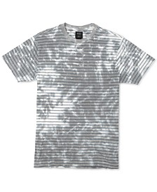 RVCA Men's Curren Caples Automatic Stripe T-Shirt