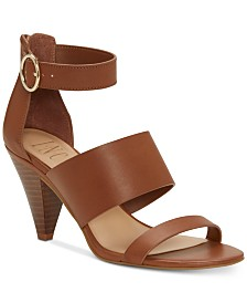 I.N.C. Gavi Strappy Cone Heel Dress Sandals, Created for Macy's