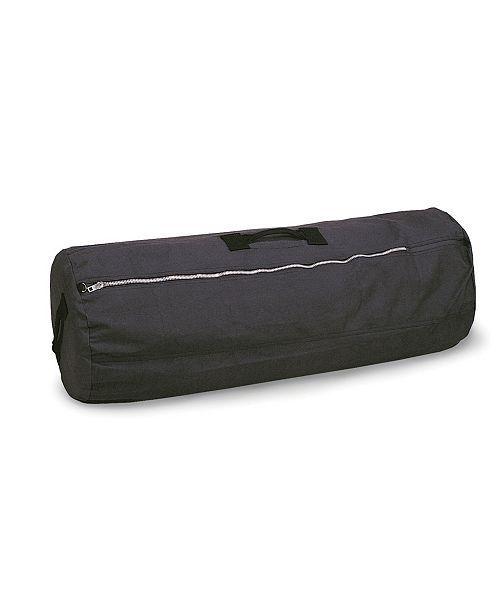 "Stansport Duffel Bag With Zipper - 42"" X 15"" X 15"""