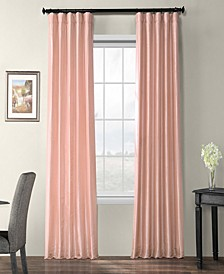 "Blackout Taffeta 50"" x 84"" Curtain Panel"