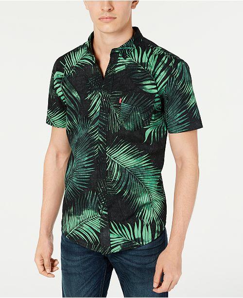 Levi's Men's Kobelle Tropical Shirt