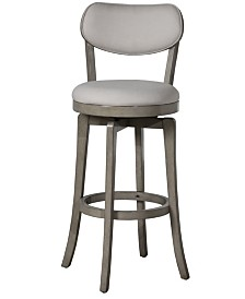 Sloan Swivel Bar Height Stool