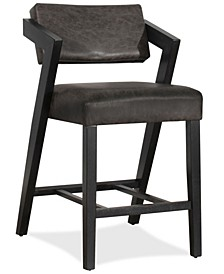 Snyder Stationary Counter Height Stool