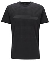 dd655bab BOSS Men's Tee 6 Degradé Dot-Print T-Shirt