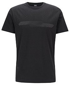 BOSS Men's Tee 6 Degradé Dot-Print T-Shirt