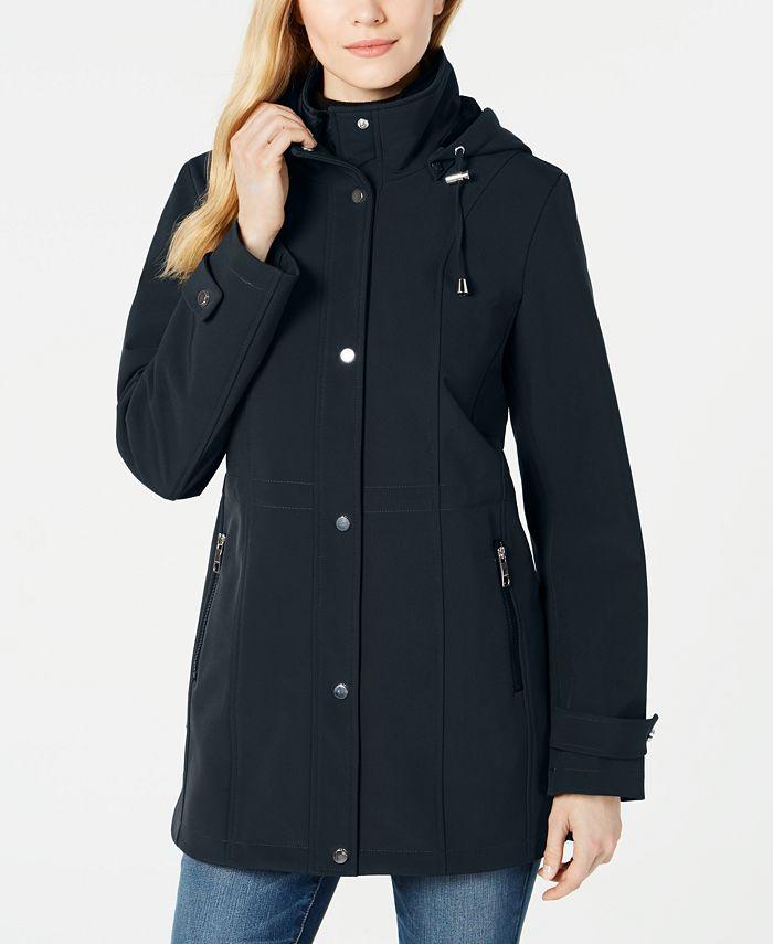Nautica - Hooded Raincoat