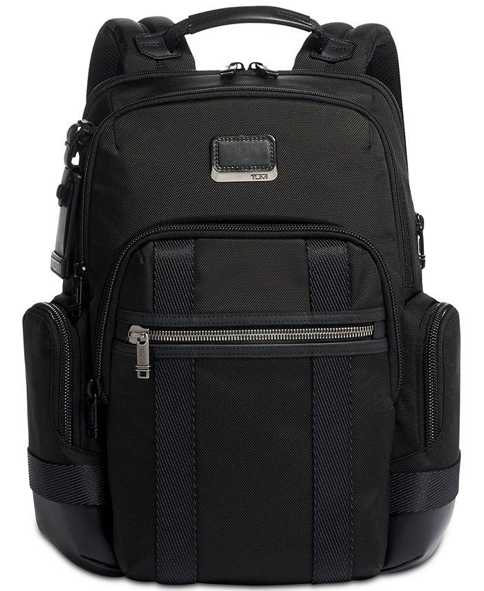 TUMI - Men's Alpha Bravo Nathan Backpack