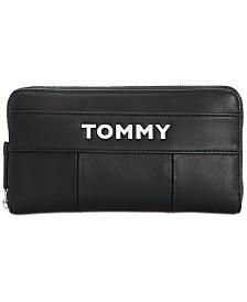 Tommy Hilfiger Peyton Zip Around Wallet