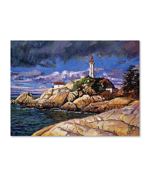 "Trademark Global David Lloyd Glover 'The Mariner's Sentina' Canvas Art - 35"" x 47"""