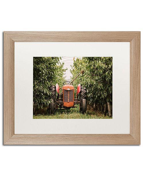"""Trademark Global Jason Shaffer 'Ferguson' Matted Framed Art - 20"""" x 16"""""""