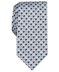 Men's Narcissa Classic Check Tie