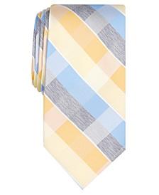Men's Oxford Classic Plaid Tie