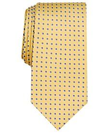 Nautica Men's Pavel Slim Neat Silk Tie