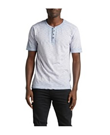 Silver Jeans Co. Kane Short-Sleeve Henley