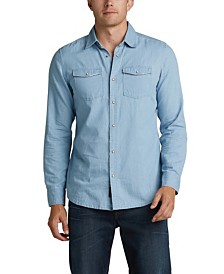 Silver Jeans Co. Calden Long-Sleeve Classic Shirt