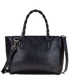Heritage Mozia Leather Tote