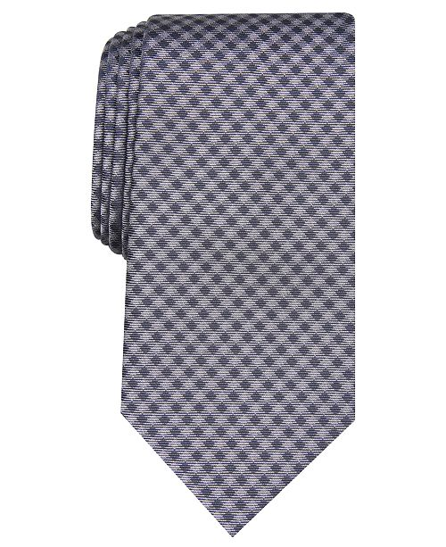 Perry Ellis Men's Beardsley Check Tie