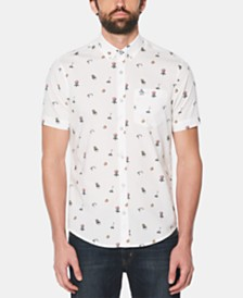 Original Penguin Men's Dad Activity Graphic Shirt