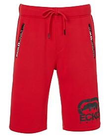 Ecko Unltd Men's Rhino Brand Sealed Zip Knit Short