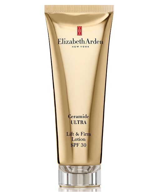 Elizabeth Arden Ceramide Lift and Firm Day Lotion Broad Spectrum Sunscreen SPF 30, 1.7 oz.