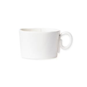 Vietri Lastra Collection Jumbo Cup In Natural