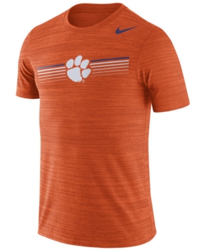 Nike Men's Clemson Tigers Legend Velocity T-Shirt