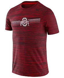 Nike Men's Ohio State Buckeyes Legend Velocity T-Shirt