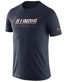 Men's Illinois Fighting Illini Facility T-Shirt