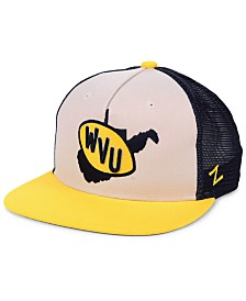 Zephyr West Virginia Mountaineers Paradigm Snapback Cap