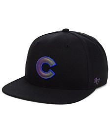 '47 Brand Chicago Cubs Iridescent Snapback Cap