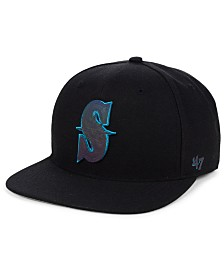 '47 Brand Seattle Mariners Iridescent Snapback Cap